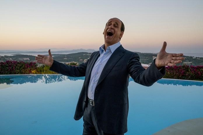 Frame de la película Silvio y los otros
