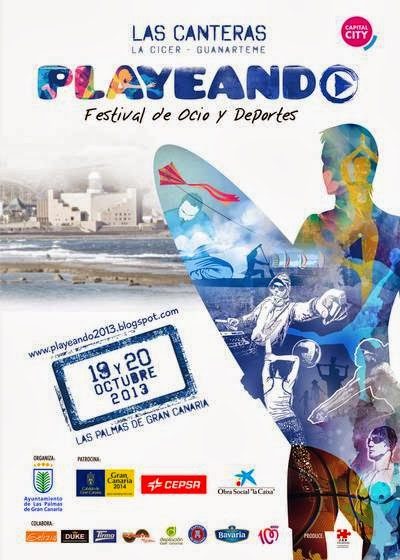 cartel-playeando