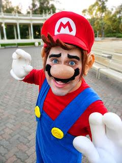 Conseguidísimo Super Mario en itsmemario.org