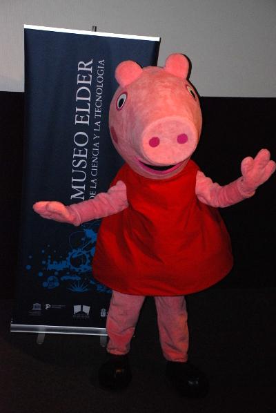 Peppa Pig, en Elder