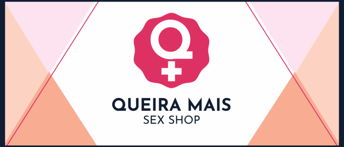 Carrossel escrito Queira Mais Sex Shop.