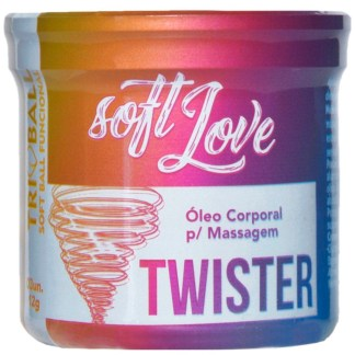 Soft Ball Triball Twister efeito excitante da marca Soft Love.