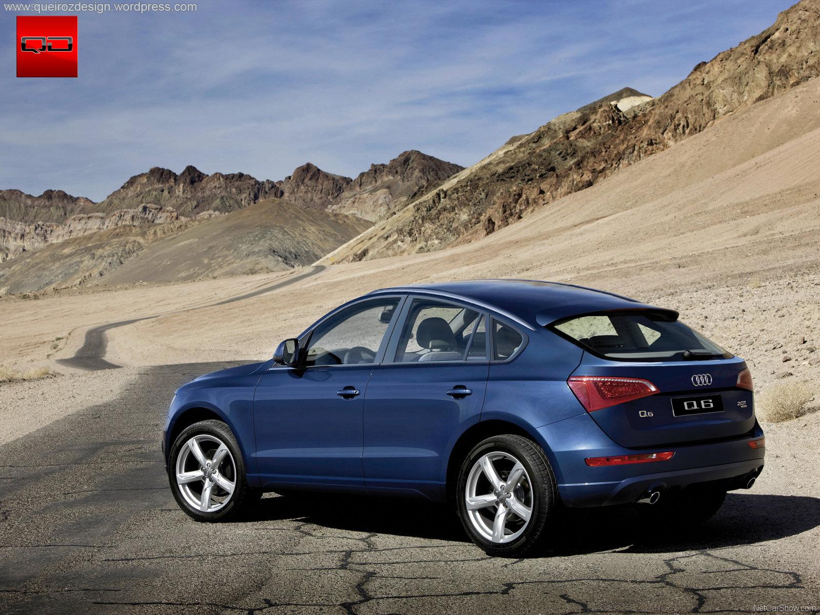 Audi Q6 - Clique na Imagem para Ampliar