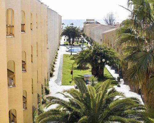Jardines del Plaza en Peñíscola