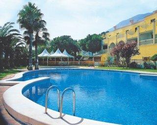 Parque Denia Club en Alicante