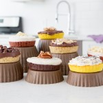 Food Styling for Healthyish Foods Subscription Cakes