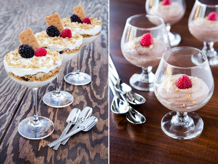 Parfaits Styled by Quelcy