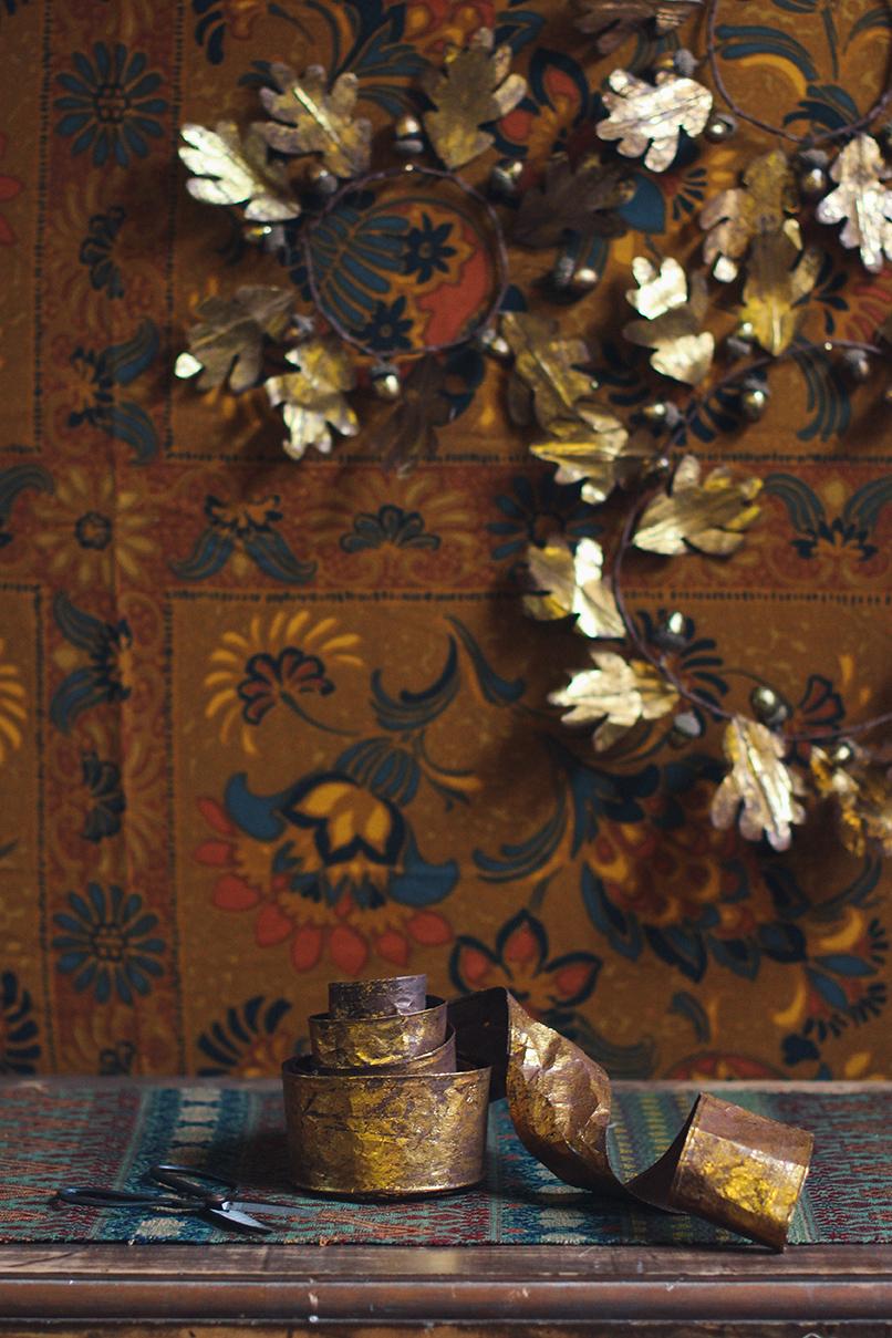Gold Leaf Wreaths 07