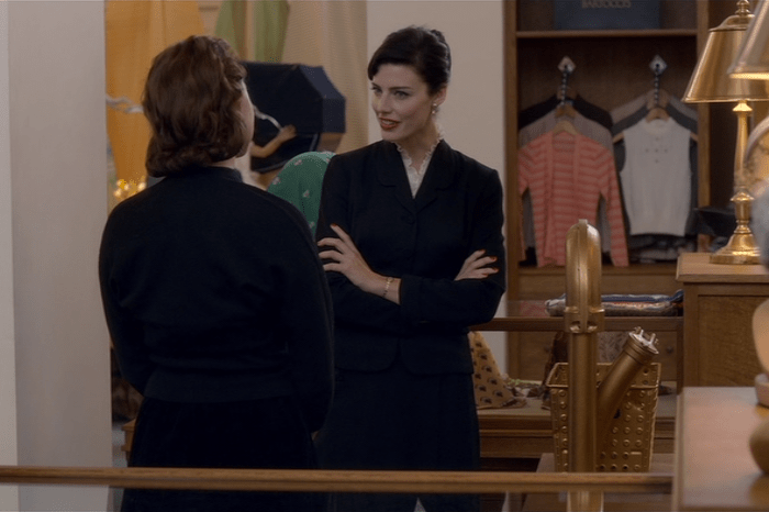 Jessica Pare in Brooklyn (2015)