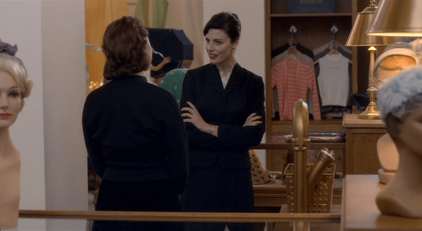 Jessica Pare in Brooklyn (2015)