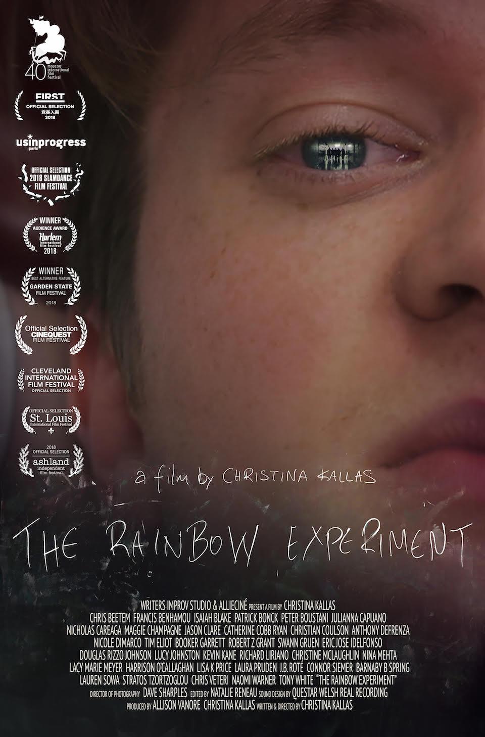 Rainbow Experiment