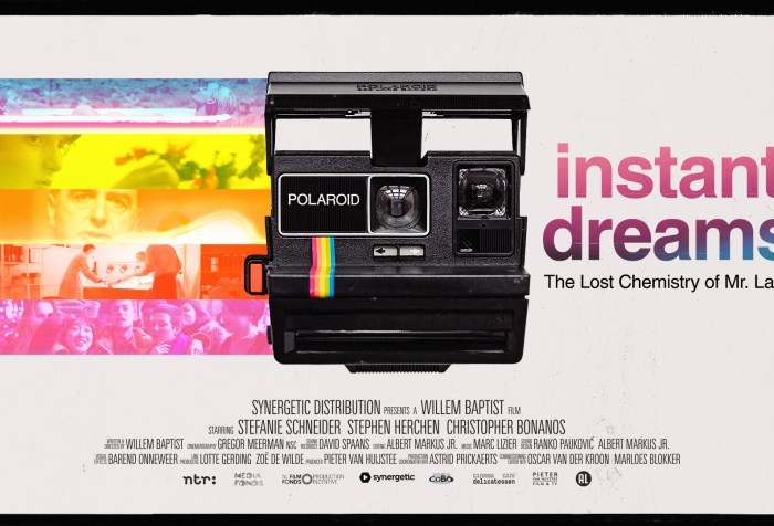 Instant Dreams Poster