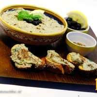 Melitzanosalata - Salsa di melanzane alla greca
