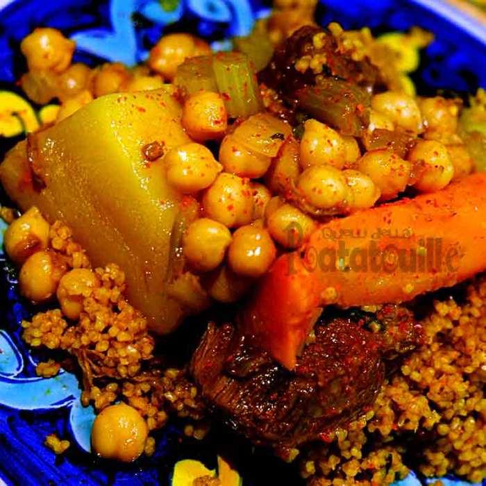 cous cous tunisino
