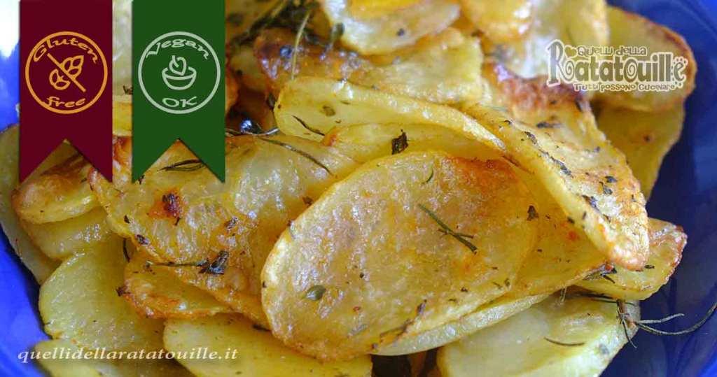 patate a sfoglia di Gabriele Bonci