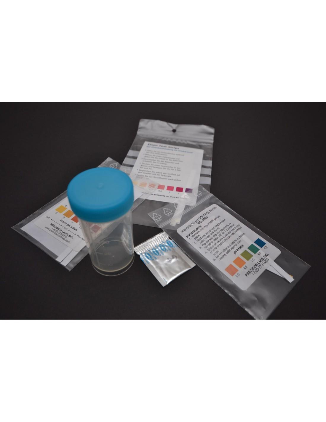 Brunnenwasser Kombi-Test - Quellklar Wasserfilter