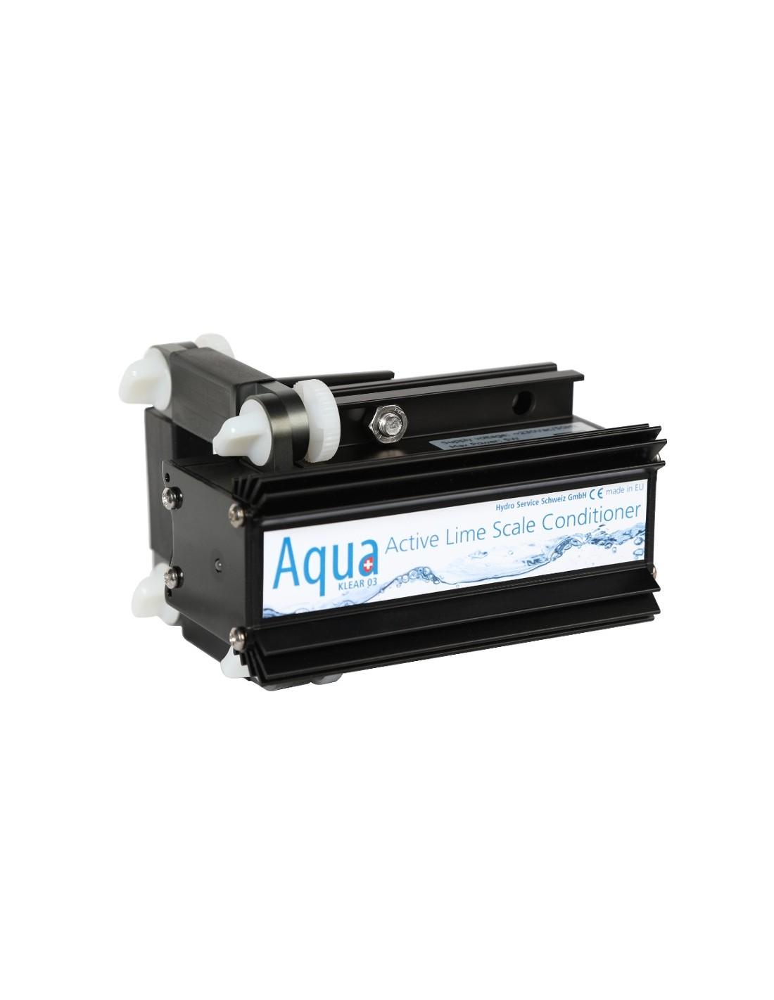 Aquaklear Kalkschutzgerät Induktionstechnologie