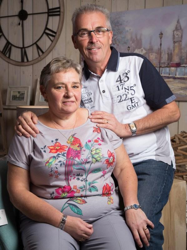 Joël et Françoise