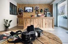 Studio Quelque Declics: l'accueil 1