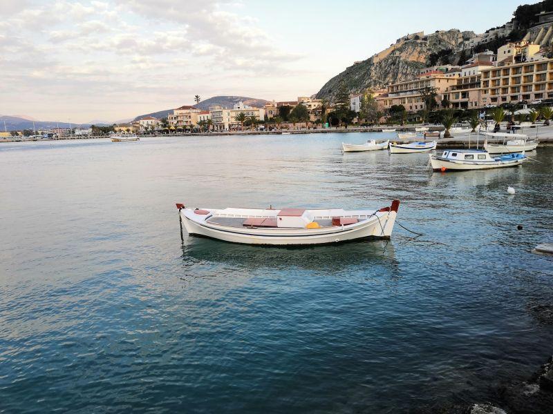 Nauplie Grèce