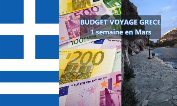 Budget voyage Grèce