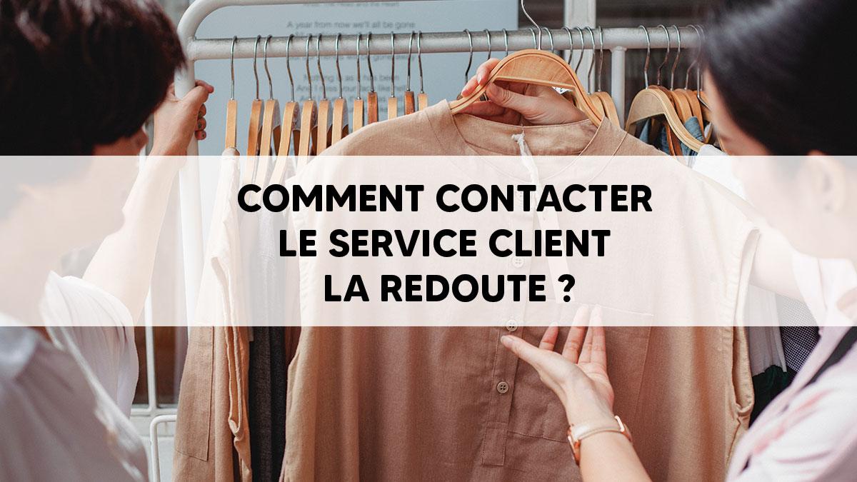 Comment contacter le service client La Redoute ?