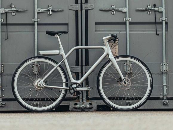 Angell bike, nouveau venu parmi les VAE connectés