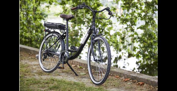 Boulanger EssentielB Urban 400 vélo électrique ville photo 7