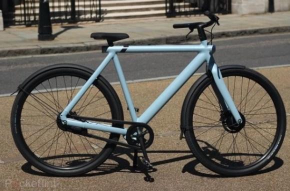VanMoof S3 vélo électrique connecté