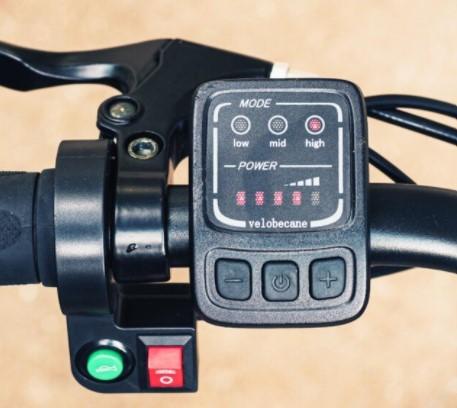Vélobécane Easy vélo électrique pas cher  display guidon
