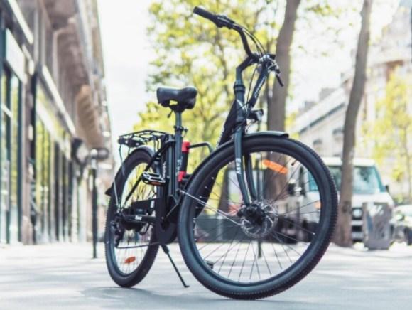 VELOBECANE Easy vélo électrique pas cher en ville