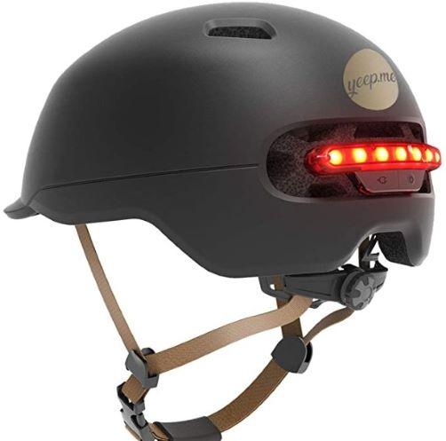 Casque vélo avec lumière Yeep.me