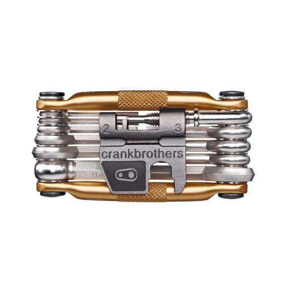 Crankbrothers multifonctions 17 outils doré 6