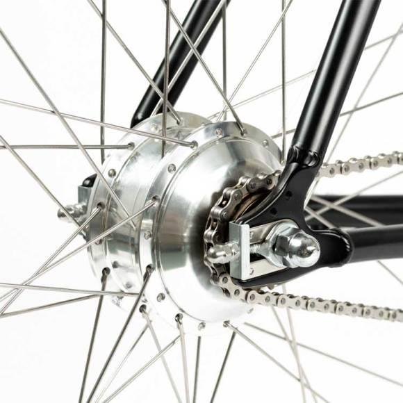 Watt-NEW-YORK vélo fixie  électrique moteur roue arrière