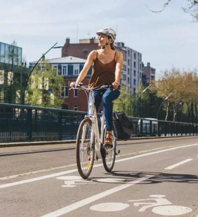 Elops 920 E VAE vélo électrique de ville DECATHLON 2