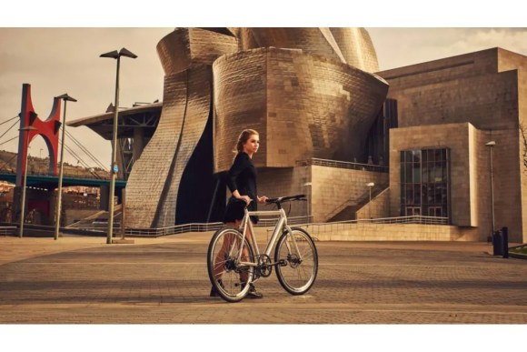 WATT Brooklyn vélo électrique urbain exterieur