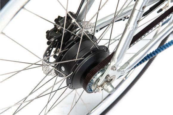 WATT Brooklyn vélo électrique urbain moteur