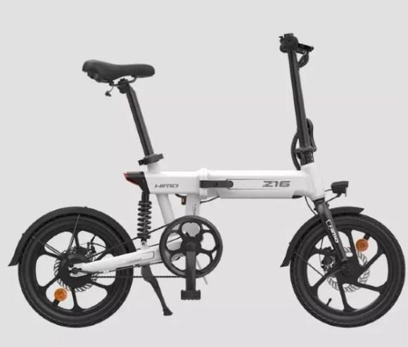 HIMO Z16 vélo pliant présentation 2