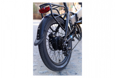LEGEND BIKES Monza vélo électrique pliant photo 3
