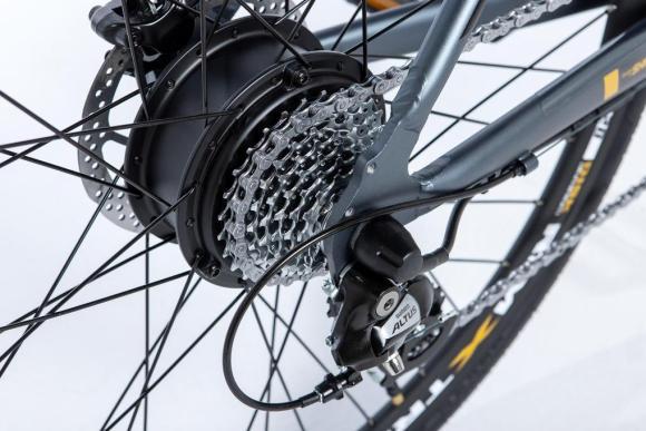 MOMA BIKES E ROAD vélo électrique sportif ville route photo 8