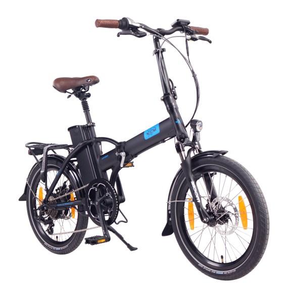 NCM London Vélo électrique pliant photo 3