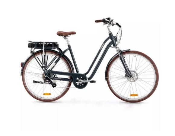 Vélo électrique Ville Decathlon Elops 900 E cadre bas photo 11