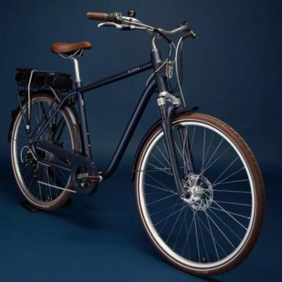 Vélo électrique Ville Decathlon Elops 900 E cadre haut photo 22