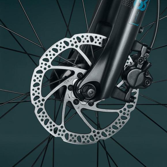 RIVERSIDE 500E photo 3 vélo électrique freins