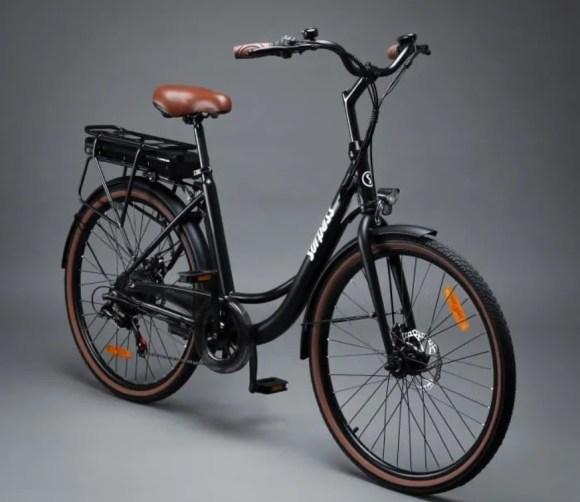 Vélo de ville électrique SURPASS 26 photo 2