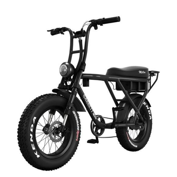 FAT BIKE électrique vélo GARRETT MILLER X photo 1