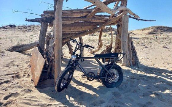 FAT BIKE électrique vélo GARRETT MILLER X photo 11