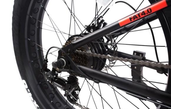 Vélo électrique Ion FAT 26 FATBIKE photo 7
