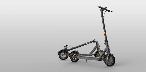 Mi Electric Scooter 1S Trottinette Electrique XIAOMI photo 1