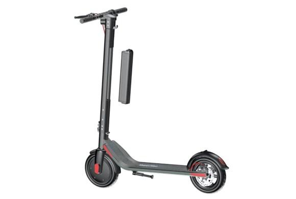 Trottinette MOOVWAY Flexwheel 2